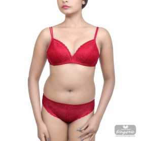 Push Up Padded Bra and Panty Set WLBS-008