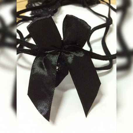 Sexy Lingerie Black Lace Dress One Piece Set WLBD-009