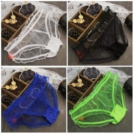 Transparent Candy Colors Panty WLPT-001